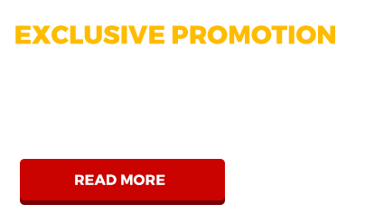 Exclusive promotion free road hazard protection